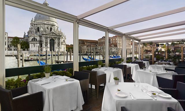 The Westin Europa & Regina, Venice—La Cusina Restaurant - Terrace
