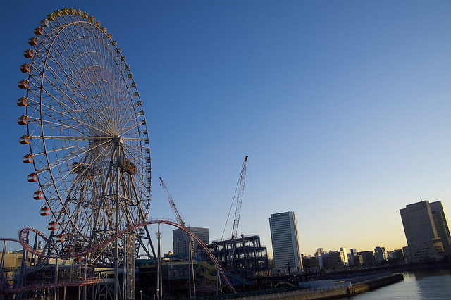 Yokohama Skies; Wheel