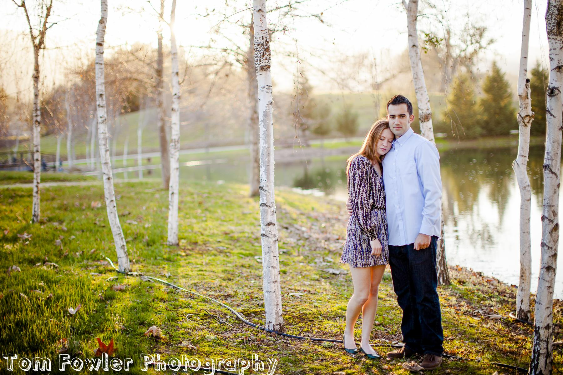 Brenna and Weston Engagement