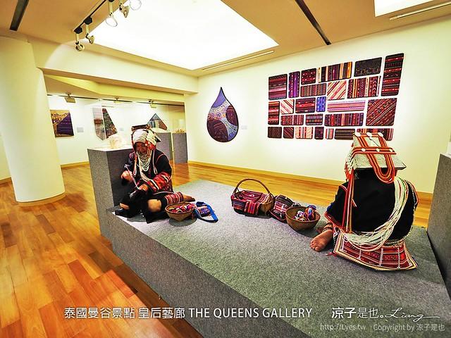 泰國曼谷景點 皇后藝廊 THE QUEENS GALLERY   51