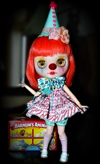 Pantomime (Clown) - Who's Your Dolly Custom