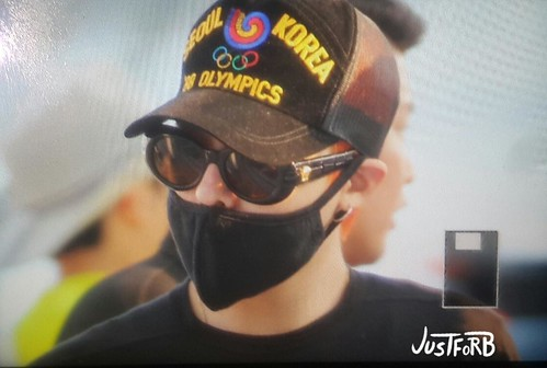 YB Dae GD departure Seoul to Bangkok 2015-07-10 007