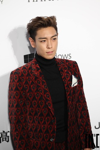 TOP - amfAR Charity Event - Red Carpet - 14mar2015 - THE NINTH CENTURY - 01