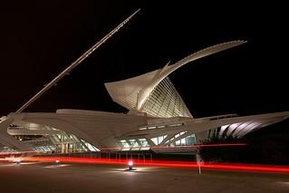 One Night at the Milwaukee Art Museum