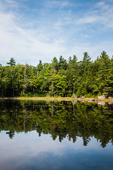 Gilson Pond, Monadnock State Park, New Hampshire
