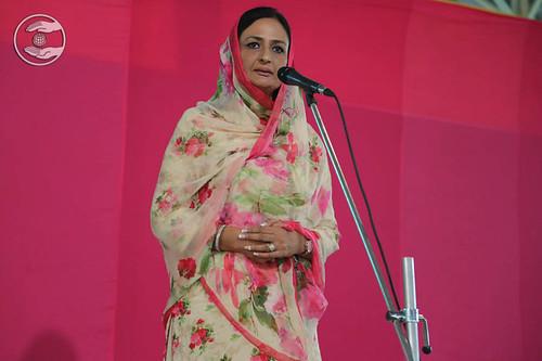 Primal Pinno from Gurgaon, Haryana, expresses her views