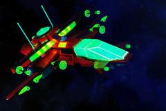 MOC M:Tron 17 : MT-Striker