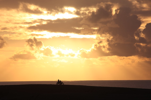 ON_7 Oceano Nipomo Dunes Silhouette