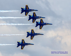 1-5 @BlueAngels In Tight Over Seafair 2016