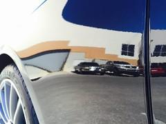 Mercedes S550 (Brown)