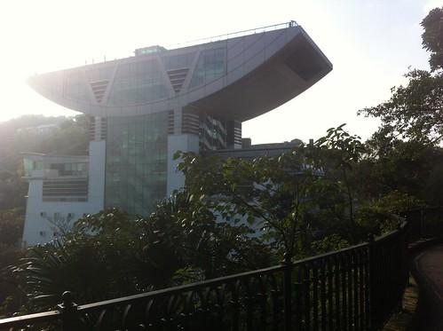 The Peak - Hong Kong