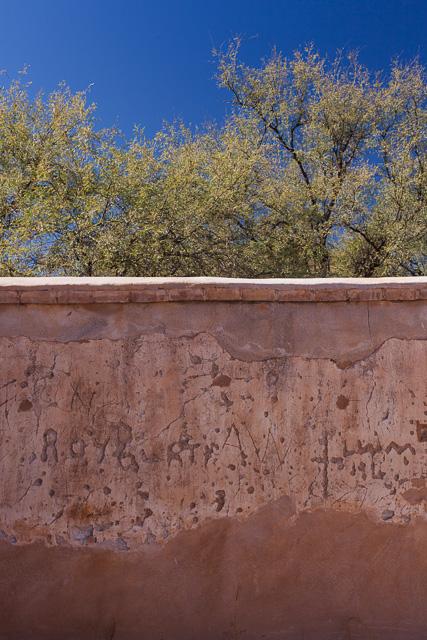 Defaced Wall II