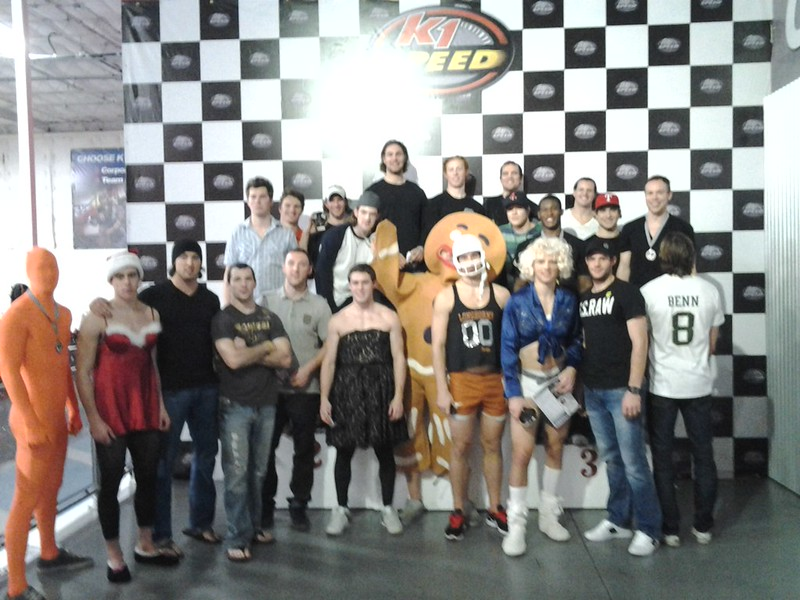 8262582406 30cbf2d896 c Texas Stars Hockey Team visits K1 Speed Austin!