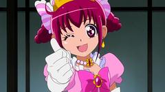121211(2) - 星空みゆき / キュアハッピー〔Miyuki Hoshizora is Cure Happy〕