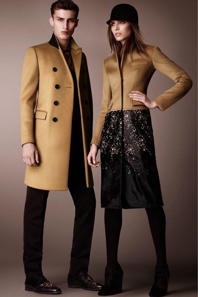Charlie France0285_Burberry Prorsum's Pre-Fall 2013 Collection(Homme Model)