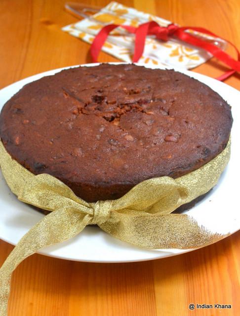 Plum Cake Recipe Indian In Hindi