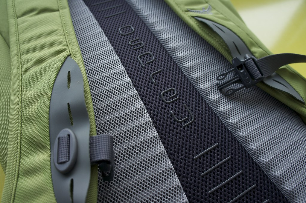 Osprey Flap Jill Pack | backpanel