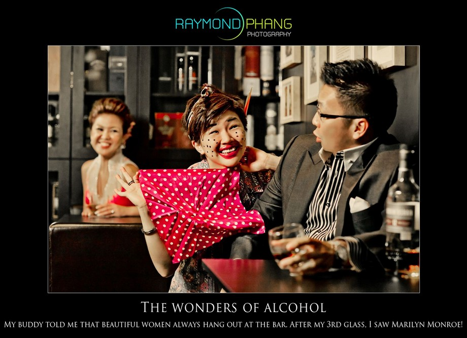 Raymond Phang Photography - Conceptualised Pre-Wedding 1