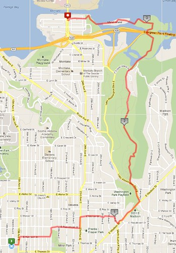 Today's awesome walk, 3.71 miles in 1.09 by christopher575