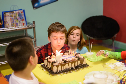 Kegan's 9th Birthday Party