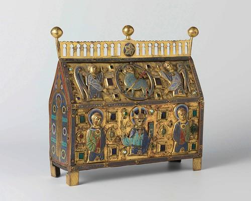 013- Relicario- anónima 1200- Rijksmuseum