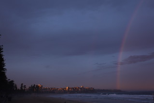 Imagem de  North Steyne Beach perto de  Northern Beaches. beach rainbow manly australia streetquote