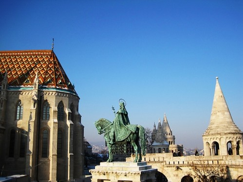 Beautiful Budapest, Austria