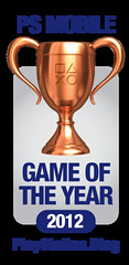 PS.Blog Game of the Year 2012 - PS Mobile Bronze