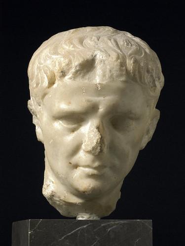 Claudius by britishmuseum