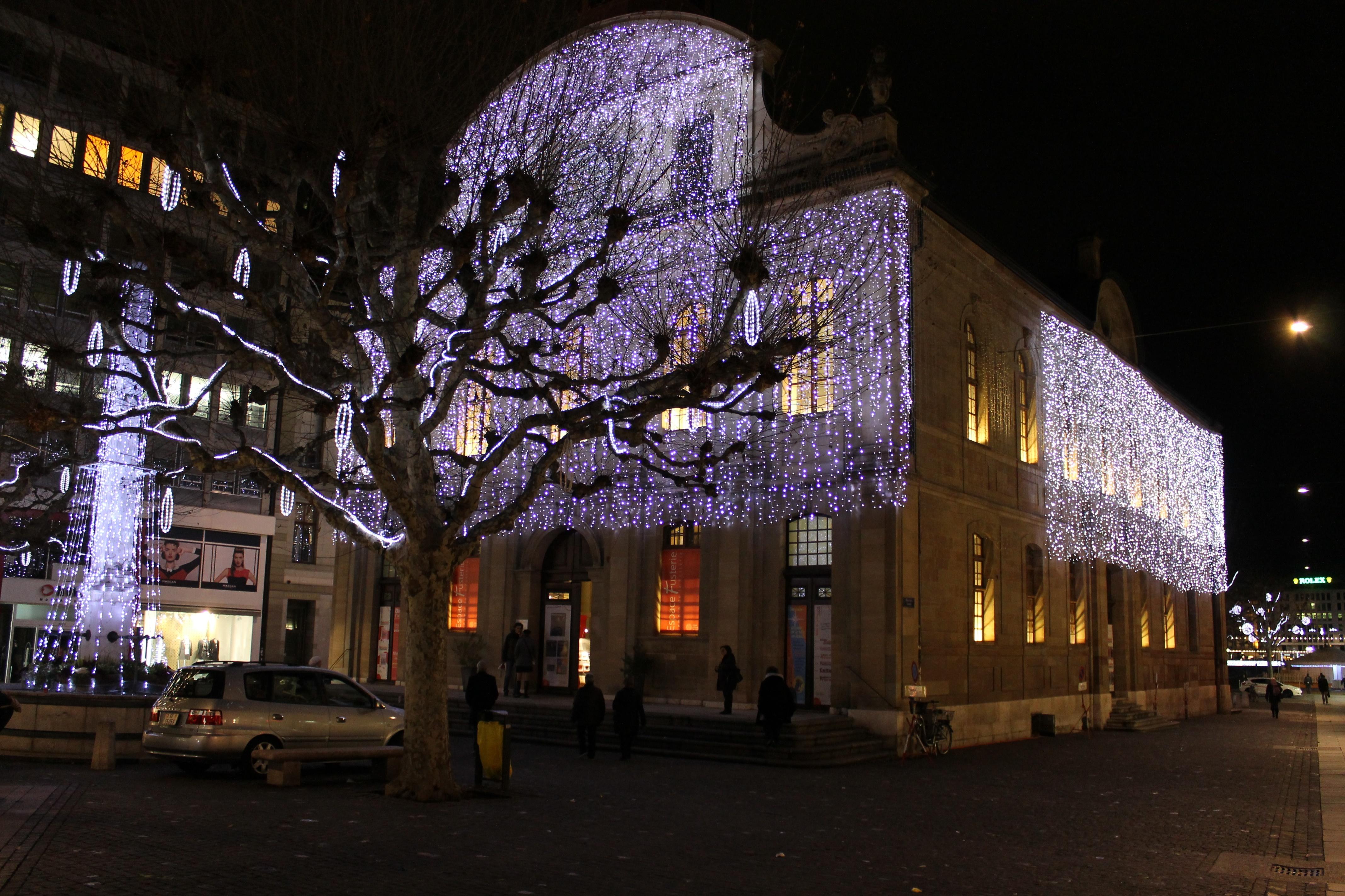 #9E7D2D Christmas Decoration In Geneva 2012 Flickr Photo  5545 decorations noel geneve 4272x2848 px @ aertt.com