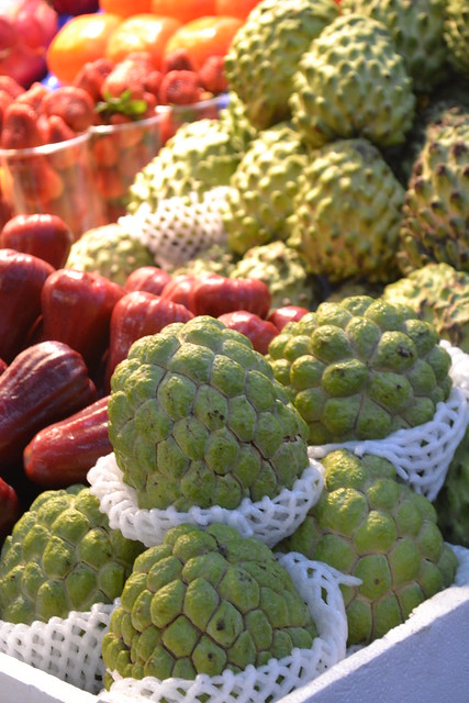 """Atis"" or Sugar Apple in Taiwan"