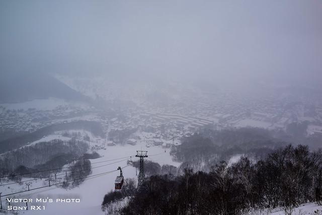 北海道 小樽天狗山
