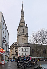 Broad Street and St Stephen's Church