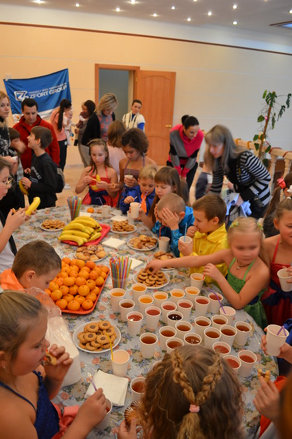 Children's Party at Zfort Group (2012)