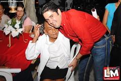Diputado Noé Camacho del PLD cena con más de 500 ancianos de Juan López en un encuentro navideño