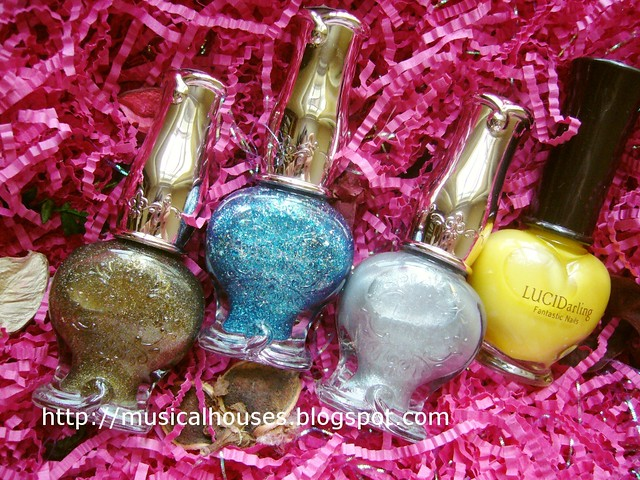 etude house nail polish