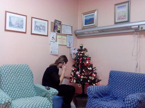 Toccante Albero di Natale al telefono by Ylbert Durishti