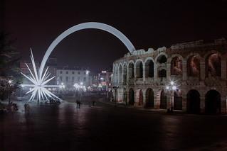 Stella Di Natale A Verona.Stella Di Natale Verona 1 Simone Flickr