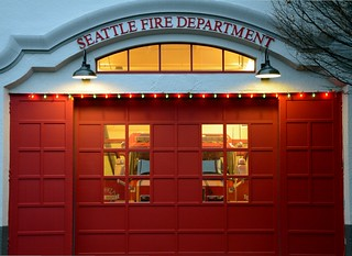 christmas eve at fire station 16