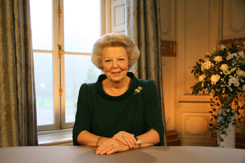 Queen Beatrix's Christmas speech, 2012