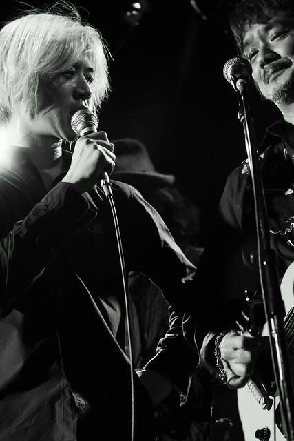 The Balling Stones live at Adm, Tokyo, 24 Dec 2012. 383