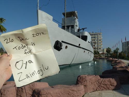 Today is for Oya Zaimoglu by mattkrause1969