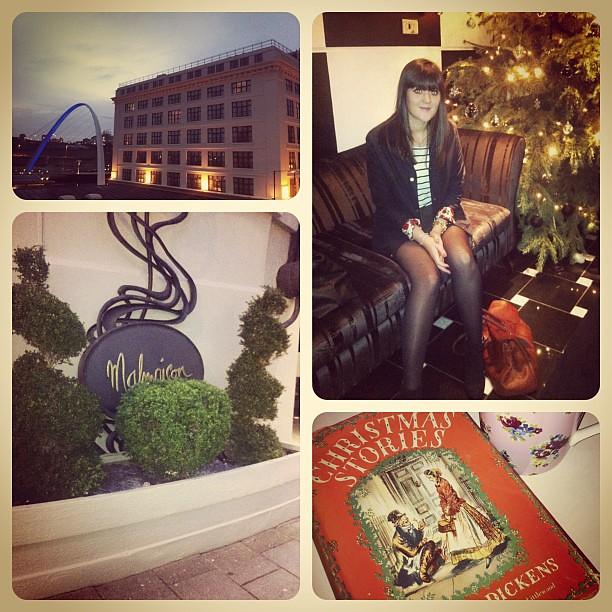 Malmaison Christmas