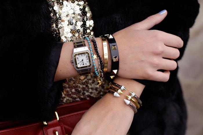 92f785b8952f9 Accessories in Fashion show