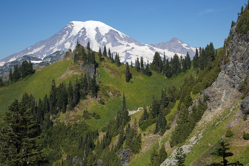 Tatoosh Wilderness view