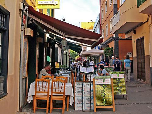 Calle Puerto Viejo, Puerto de la Cruz