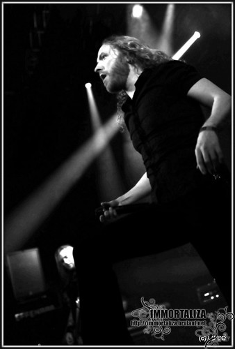 DARK TRANQUILLITY @ EINDHOVEN METAL MEETING 2012 LARGE STAGE 8314500009_a6dee5c49a