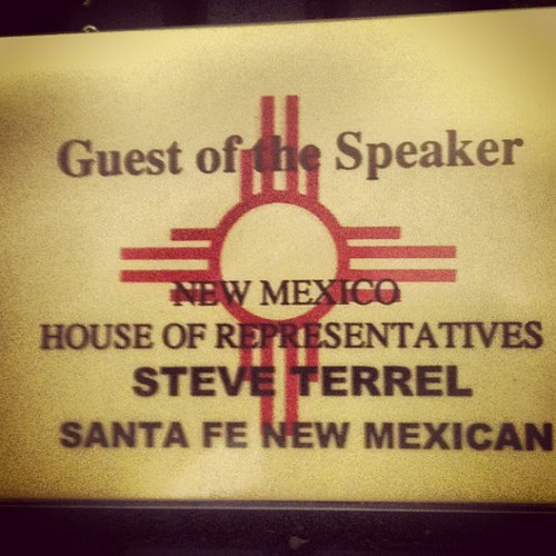 Guest of the Speaker