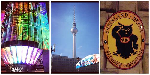 Resor 2012: Berlin
