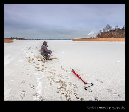 trees winter ice finland fishing helsinki natural swamp fields talvi icefishing arabianranta vertorama canon5dmarkiii mygearandme grury